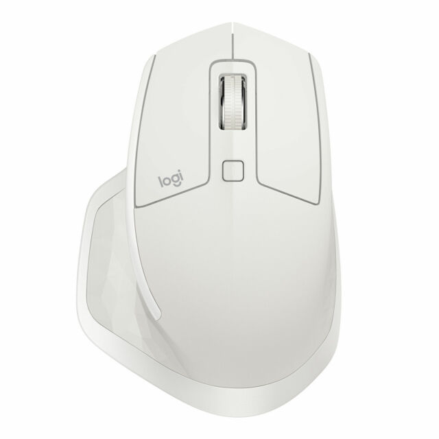 Logitech MX Master 2S Light Grey (910-005141) Mouse