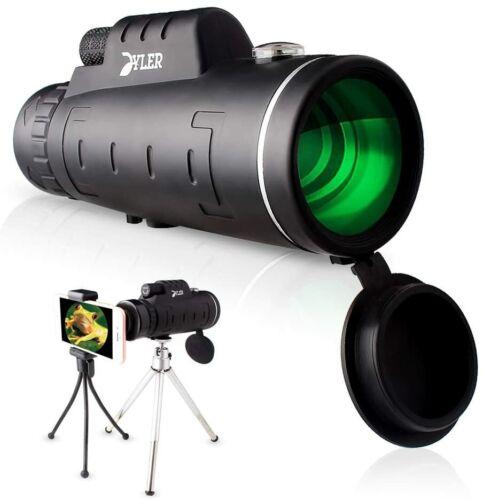 HD-Monocular-Starscope-Phone-Camera-Zoom-Lense-Tripod-Bag-Phone-Mount-Telescope