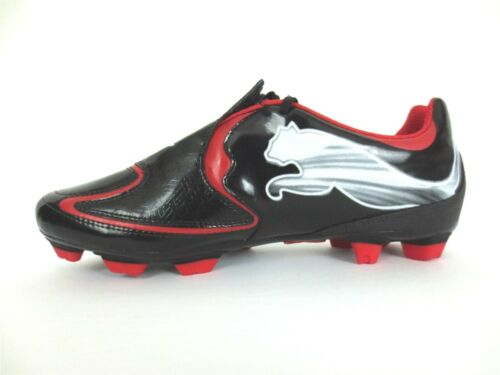 Homme Puma V4.10 FG Firm Ground Chaussures De Football Soccer Crampons Chaussures Taille 9 US