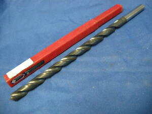 NEW-CLEVELAND-TWIST-DRILL-17-32-034-422772-EXTRA-LENGTH