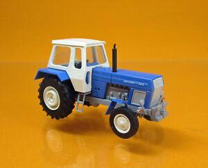 Busch-42842-IFA-Traktor-Fortschritt-ZT-300D-Baujahr-1967-blau-Scale-1-87-NEU-OVP