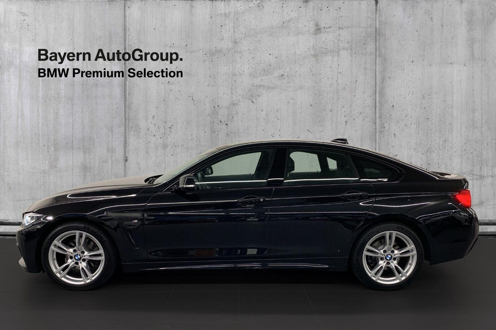 BMW 420d 2,0 Gran Coupé M-Sport aut.