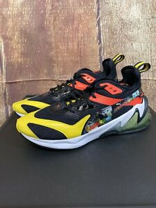Puma-LQDCell-192950-01-Scary-Cat-Holographic-Mens-Training-Shoes-Size-10-5