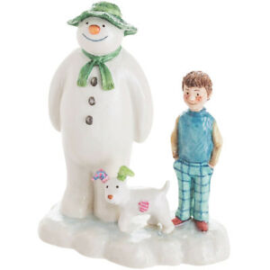 John-Beswick-The-Snowman-amp-The-Snowdog-The-Three-Friends-Figurine