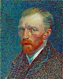 van gogh pointillism ile ilgili görsel sonucu