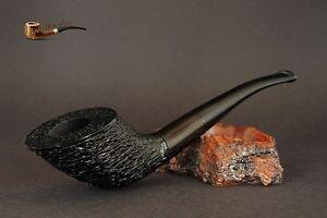 En Bois Tabac Pipe N°57 Corne Rustique Poirier 17.8cm Marguillier + Boîte JFASaN81-09152853-165347089