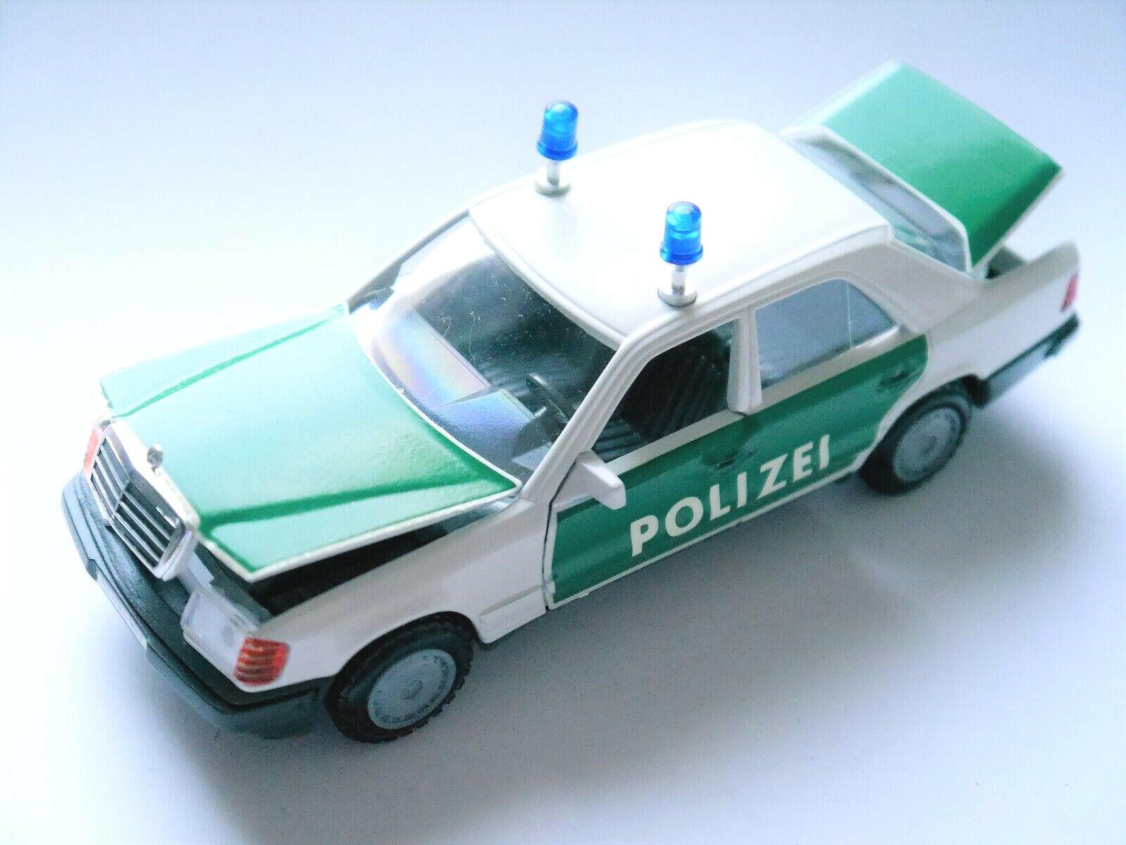 Mercedes w 124.i 200-300e 200d-300d policía Police polisi politi cursor 1 35 36