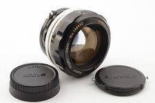 Excellent+++ Nikon NIKKOR S Auto 55mm f/1.2 non Ai Manual Focus Lens japan #236