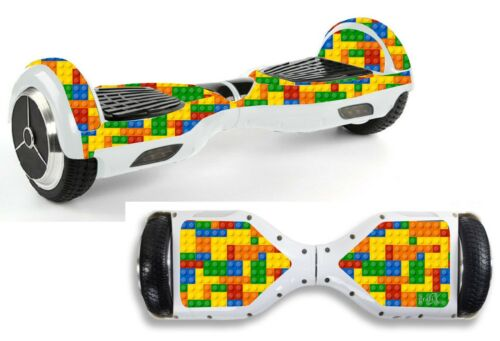 Balance Board Hover1 Lego Brick Sticker//Skin Hoverboard