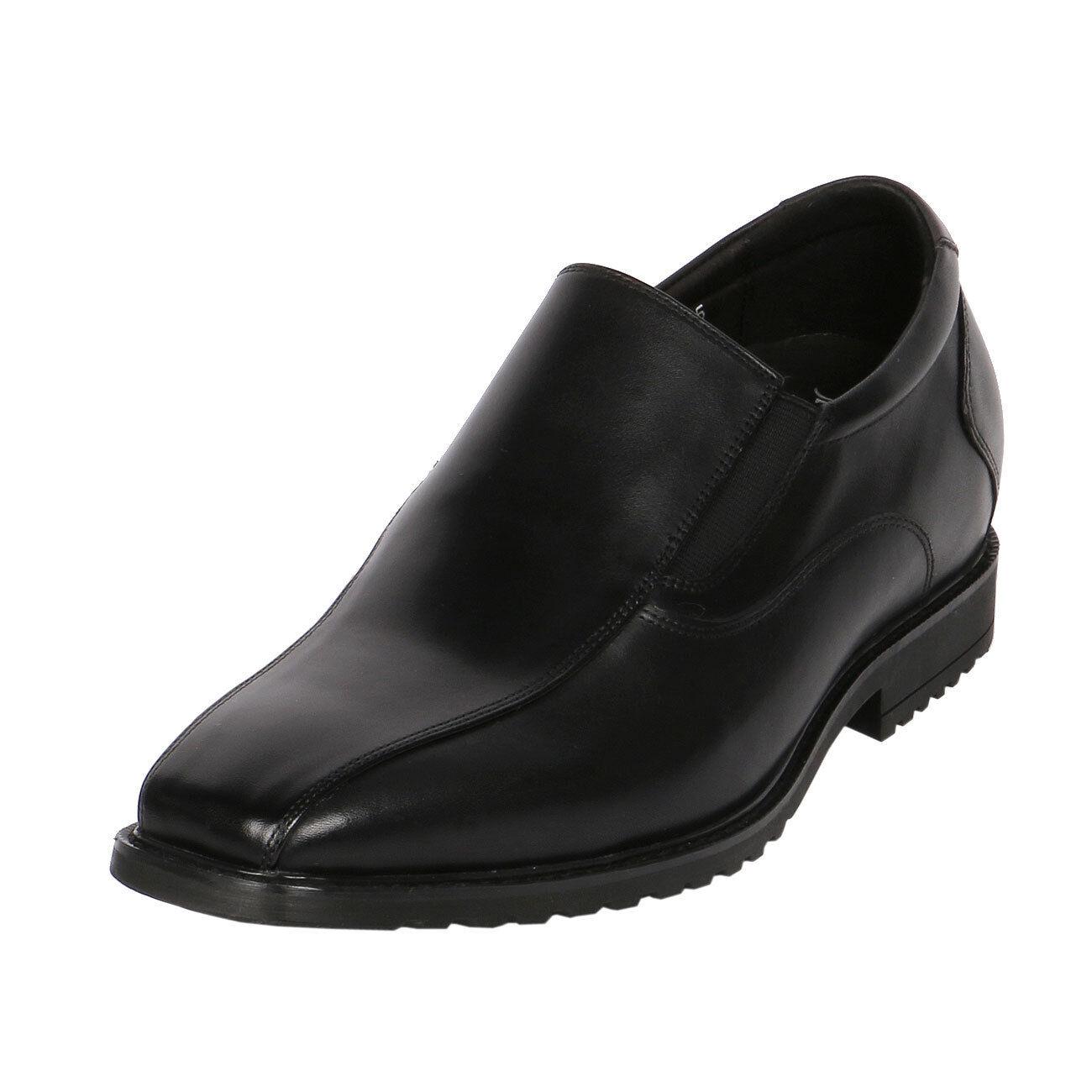 Resbalón Resbalón Resbalón en el zapato de vestir hombre alto oculto levantar 2.8  más alto, CYD40 af63d2