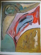 composition originale de  RAUL  MATTA  AGRAN ( 1942 -     )