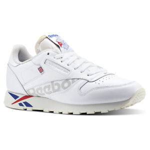 6d37a98321f Image is loading MENS-REEBOK-CLASSIC-LEATHER-ALTERED-MU-1983-SNEAKERS-