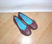 NEW Blowfish womens man made burgundy slip on shoes - various sizes