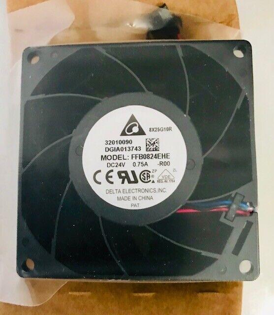 Delta FFB0824EHE fan 80*80*38mm 2pin 24V 0.75A