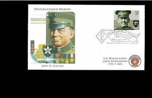 2005-FDC-Distinguished-Marines-Camp-Pendleton-CA