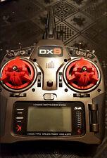 2 PCS Spektrum DX6 DX7 DX8 DX9 TX Rotor Riot Gimbal Saver Stick Protector FPV US