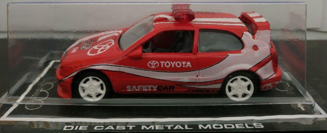 1  43 toyota corlla safety voiture safety voiture guisval scale die cast  magasins d'usine