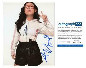 Awkwafina-034-Nora-from-Queens-034-AUTOGRAPH-Signed-8x10-Photo-ACOA
