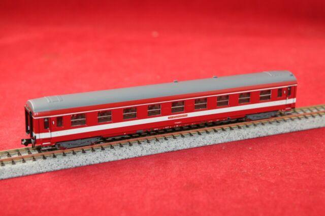Minitrix 15951-02 SNCF Le-Capitole Schnellzugwagen 1.Klasse rot/NEU