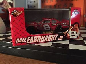 2007-Dale-Earnhardt-Jr-8-Budweiser-Chevy-Monte-Carlo-1-64-Winners-Circle