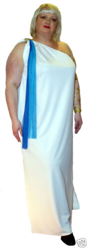 FEMALE GODDESS FANCY DRESS COMES IN ALL PLUS SIZES