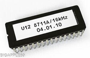 Upgrade Watkins Johnson HF-1000A & HF-8711A From 8 KHz to 16 KHz IF Bandwidth