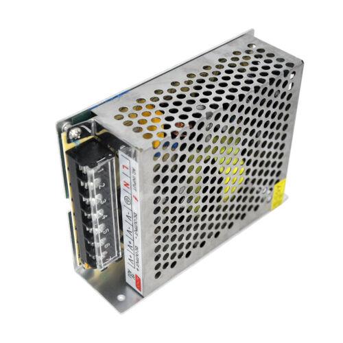 UK Stock DC 5V 12V Universal Regulated Switching Power Supply for LED Strip CCTV