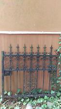 Traumhafte alte antike Pforte Gartenpforte altes Tor Gründerzeit 98,5 cm