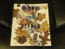 1965 ALFRED AT URSINUS (PA) COLLEGE FOOTBALL PROGRAM  EX-MINT