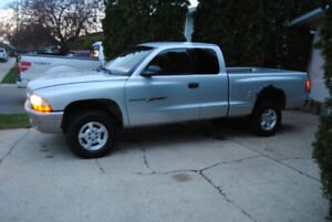2001 Dodge Dakota Sport ext cab