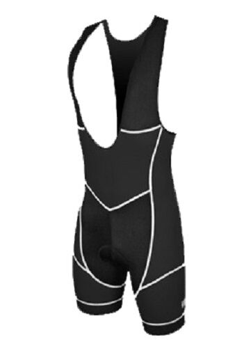 DeSoto Men's Forza Riviera TriBib Short