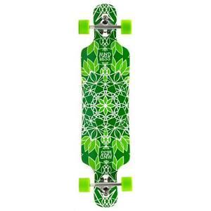 Mindless sanké III Completo Longboard-Verde