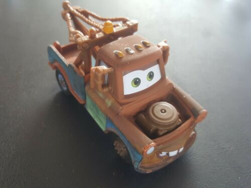 """CARS  MATER /"""" Cricchetto /"""" Loose Mattel Disney Pixar SFUSO NUOVO"""