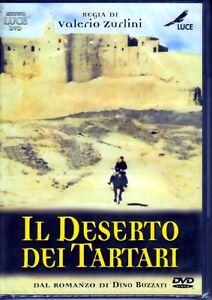 Il Deserto Dei Tartari - Dvd Nuovo