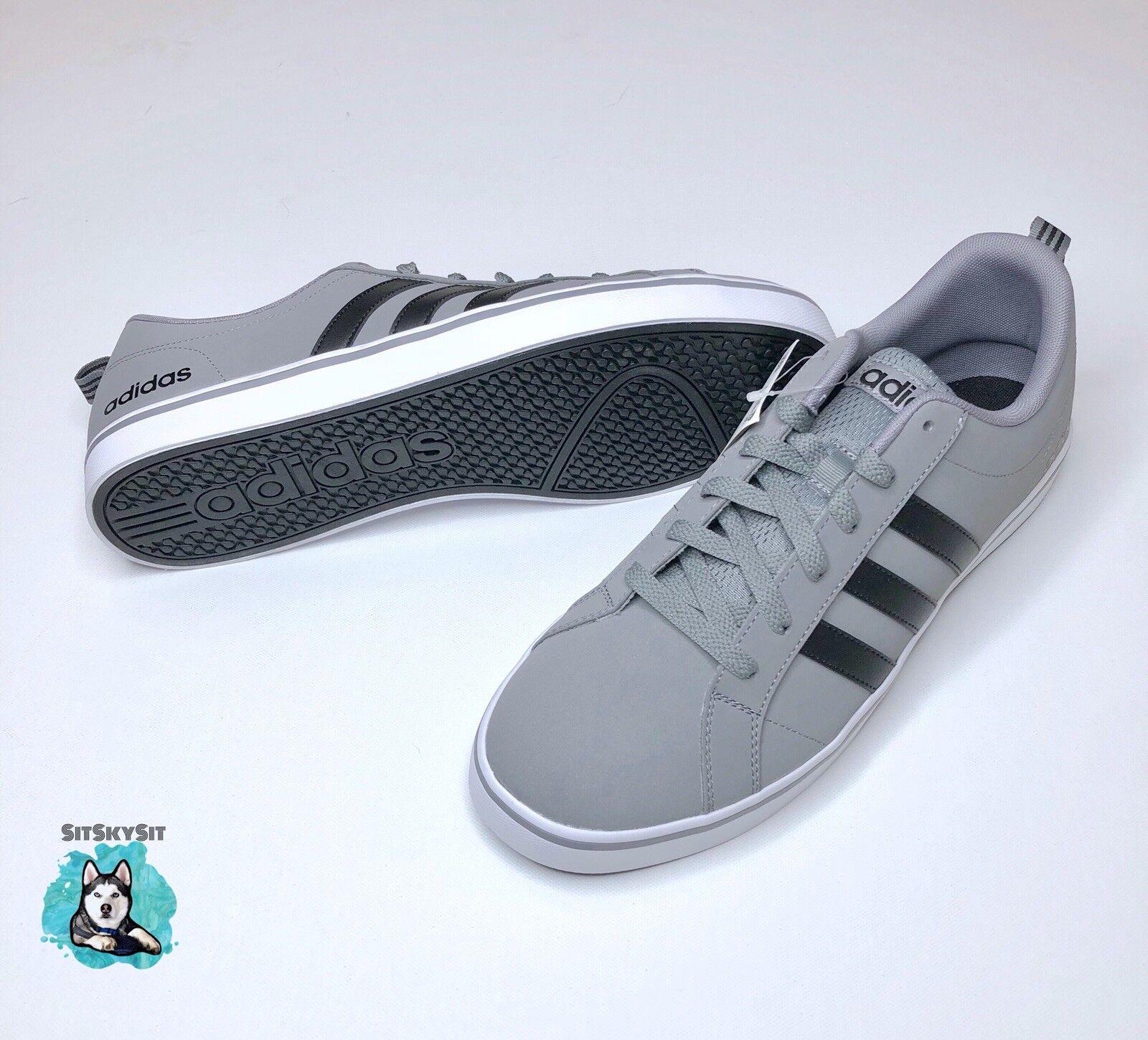 Adidas schwarz vs. tempo basketball - grau - schwarz Adidas b74318 männer größe 10,5 49d544