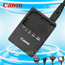 Genuine Original Canon LC-E6E LC-E6 Charger for LP-E6 EOS 5D Mark III 60Da 70D