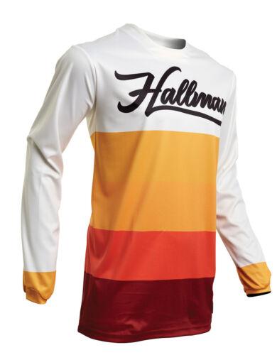 Choose Size Earth Thor-Hallman MX Motocross Horizon Jersey