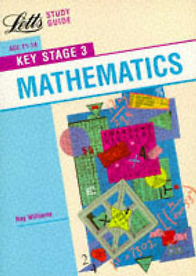 Mathematics (Key Stage 3 Study Guides), Williams, Ray, Very Good Book
