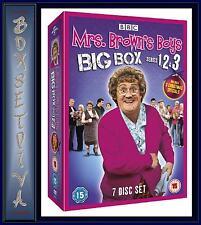 MRS BROWNS BOYS - BIG BOX - SERIES 1 2 & 3 PLUS XMAS SPECIALS **BRAND NEW DVD **