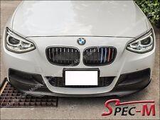 P STYLE CARBON FIBER FRONT LIP FOR BMW 12-14 F20 116i 118i 125i w/ M SPORT