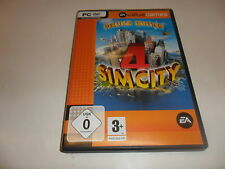 PC  SimCity 4 - Deluxe Edition