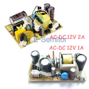 AC-DC-12V-1A-2A-Switch-Power-Supply-Module-Circuit-Board-Regulator-Monitor