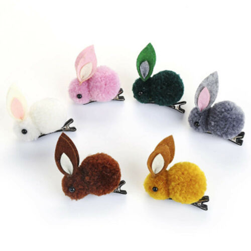 Lovely Rabbit Hair Clip Baby Hair Clip Princess Barrette Girl Hair Accessories