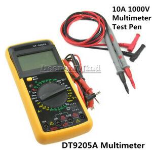 DT-9205A-LCD-Digital-Multimeter-Ammeter-Resistance-Capacitance-Tester-Pen-AC-DC