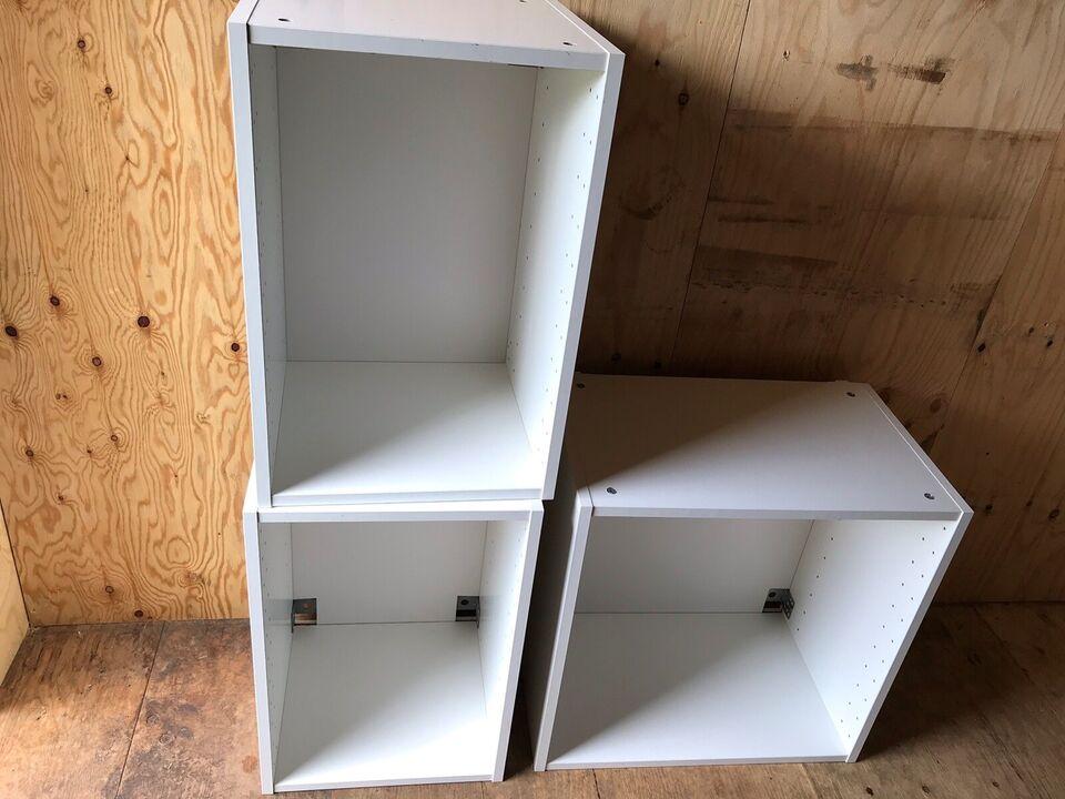 Overskabe, Metod, Ikea