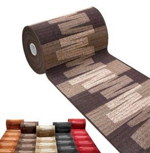 Tappeto-cucina-scale-corridoio-bordato-robusto-antiscivolo-passatoia-su-misura