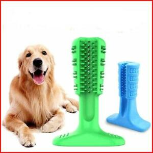 Dog-Chew-Toy-Dog-Toothbrush-Pets-Molar-Tooth-Cleaning-Brushing-Stick-Doggy-SL