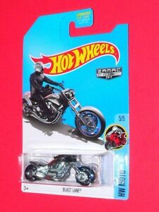 ZAMAC Blast Lane Hot Wheels 2017 HW Moto #16 QUANTITY