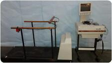 MARQUETTE MAX-1 /1900 EXERCISE TESTING SYSTEM STRESS TEST SYSTEM W/ TREADMILL !