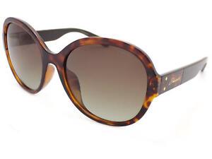 POLAROID-Women-039-s-Polarized-Sunglasses-Brown-Havana-Brown-Gradient-PLD4073-086